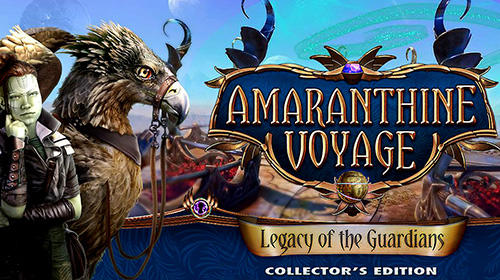 Скачать Amaranthine voyage: Legacy of the guardians. Collector's edition: Android Квесты игра на телефон и планшет.