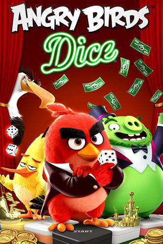 Скачать Angry birds: Dice: Android Кости игра на телефон и планшет.