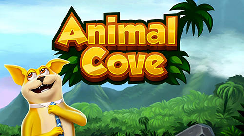 Скачать Animal cove: Solve puzzles and customize your island: Android Аркады игра на телефон и планшет.