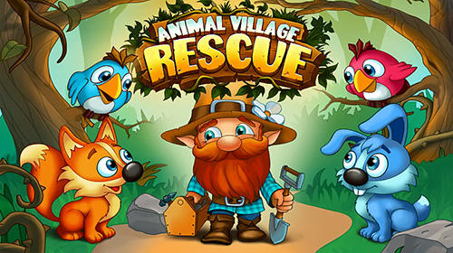 Animal village rescue