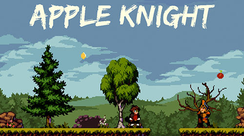 Скачать Apple knight: Action platformer: Android Платформер игра на телефон и планшет.
