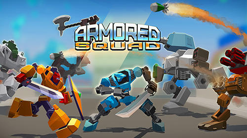Скачать Armored squad: Mechs vs robots: Android Роботы игра на телефон и планшет.