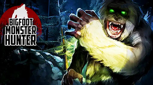 Скачать Bigfoot monster hunter: Android Квесты игра на телефон и планшет.