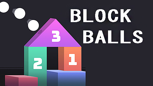 Скачать Block balls: Android Игры с физикой игра на телефон и планшет.