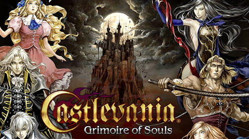 Скачать Castlevania grimoire of souls: Android Платформер игра на телефон и планшет.