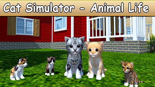 Скачать Cat simulator: Animal life: Android Симуляторы игра на телефон и планшет.