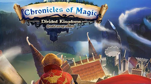 Скачать Chronicles of magic: Divided kingdoms: Android Квесты игра на телефон и планшет.