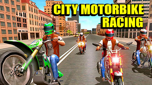 Скачать City motorbike racing: Android Мотоциклы игра на телефон и планшет.
