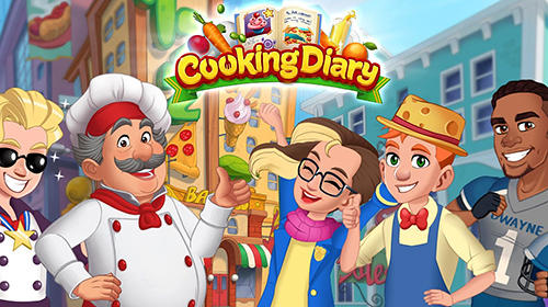 Скачать Cooking diary: Tasty Hills: Android Аркады игра на телефон и планшет.