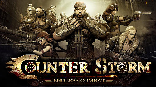 Скачать Counter storm: Endless combat: Android Стрелялки игра на телефон и планшет.