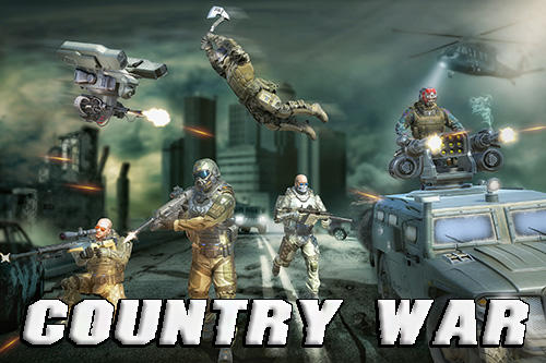 Скачать Country war: Battleground survival shooting games: Android Шутер от первого лица игра на телефон и планшет.