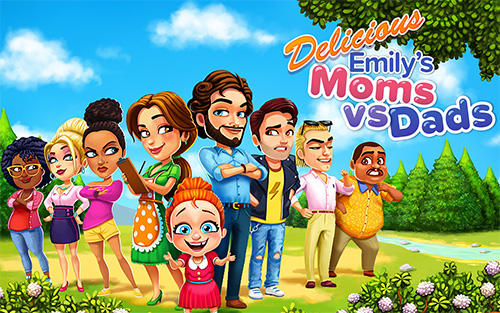 Скачать Delicious: Emily's moms vs dads: Android Менеджер игра на телефон и планшет.