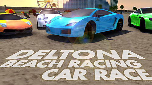 Скачать Deltona beach racing: Car racing 3D: Android Машины игра на телефон и планшет.