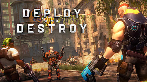 Скачать Deploy and destroy featuring Ash vs. Evil dead: Android Шутер от первого лица игра на телефон и планшет.