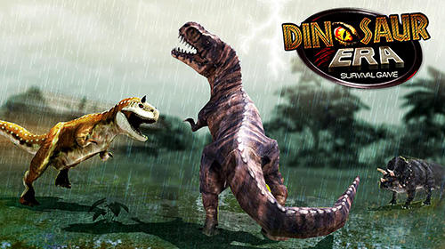 Скачать Dinosaur era: Survival game: Android Динозавры игра на телефон и планшет.