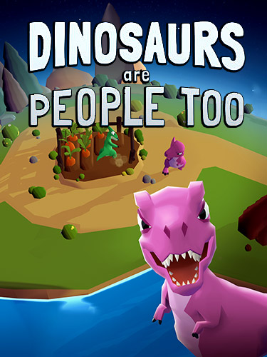 Скачать Dinosaurs are people too: Android Тайм киллеры игра на телефон и планшет.