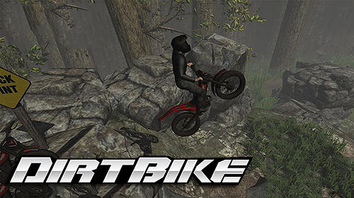 Скачать Dirt bike HD: Android Мототриал игра на телефон и планшет.
