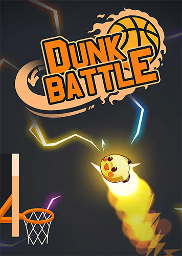 Скачать Dunk battle: Android Аркады игра на телефон и планшет.