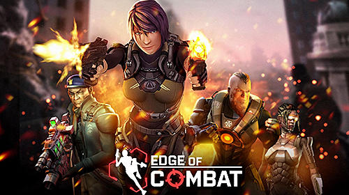 Скачать Edge of combat: Android Стрелялки игра на телефон и планшет.