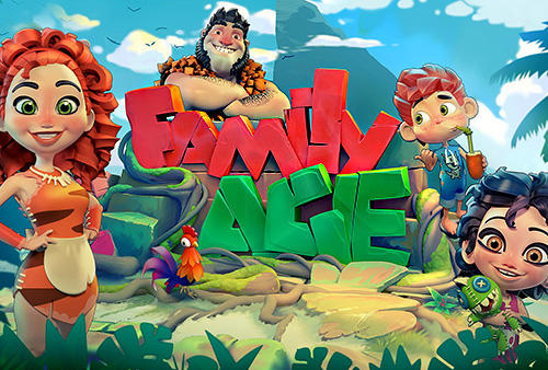 Скачать Family age: Beautiful farm adventures sim: Android Ферма игра на телефон и планшет.