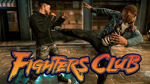 Скачать Fighters club: Android Драки игра на телефон и планшет.