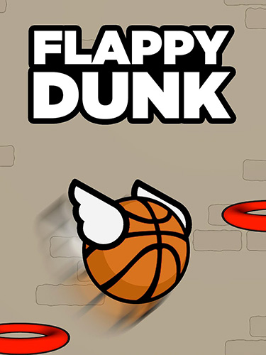 Скачать Flappy dunk: Android Тайм киллеры игра на телефон и планшет.