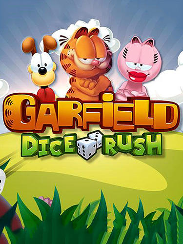 Скачать Garfield dice rush: Android Кости игра на телефон и планшет.