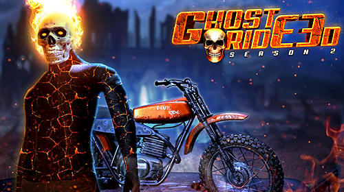 Скачать Ghost ride 3D: Season 2: Android Мототриал игра на телефон и планшет.