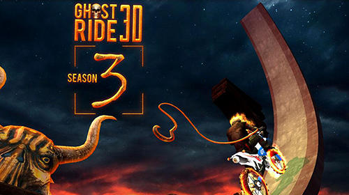 Скачать Ghost ride 3D: Season 3: Android Мотоциклы игра на телефон и планшет.