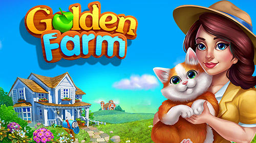 Скачать Golden farm: Happy farming day: Android Ферма игра на телефон и планшет.