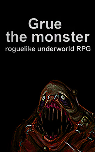 Скачать Grue the monster: Roguelike underworld RPG: Android Ролевые (RPG) игра на телефон и планшет.