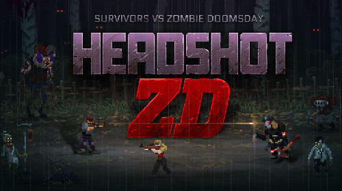 Скачать Headshot ZD : Survivors vs zombie doomsday: Android Зомби игра на телефон и планшет.
