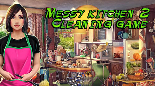 Скачать Hidden objects. Messy kitchen 2: Cleaning game: Android Квесты игра на телефон и планшет.