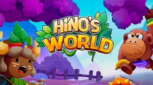 Скачать Hinos world: Android Платформер игра на телефон и планшет.