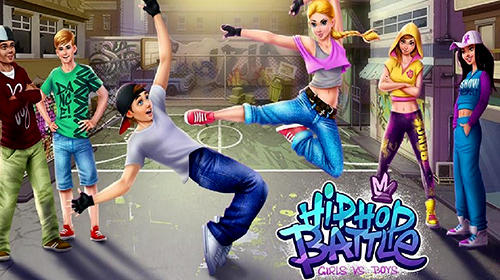 Скачать Hip hop battle: Girls vs. boys dance clash: Android Аркады игра на телефон и планшет.