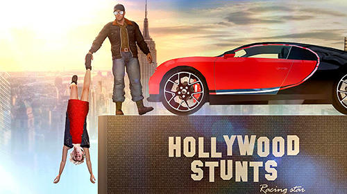 Скачать Hollywood stunts racing star: Android Машины игра на телефон и планшет.