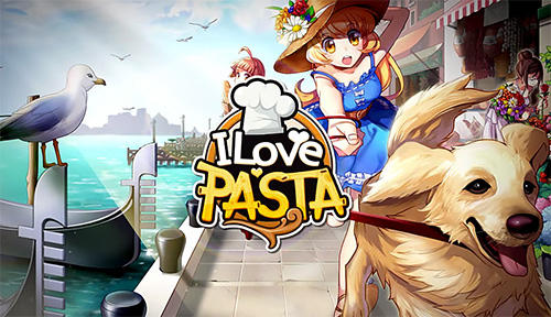 Скачать I love pasta: Android Менеджер игра на телефон и планшет.