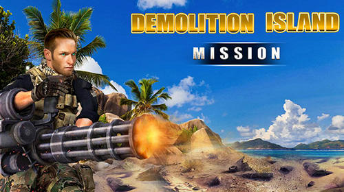 Скачать Island demolition ops: Call of infinite war FPS: Android Стрелялки игра на телефон и планшет.