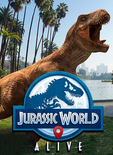 Скачать Jurassic world alive: Android Динозавры игра на телефон и планшет.