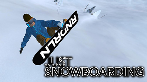 Скачать Just snowboarding: Freestyle snowboard action на Андроид 7.0 бесплатно.