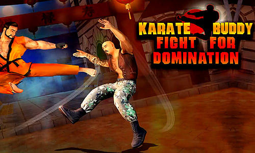Скачать Karate buddy: Fight for domination: Android Драки игра на телефон и планшет.