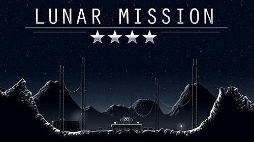 Скачать Lunar mission: Android Игры с физикой игра на телефон и планшет.