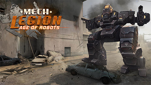 Скачать Mech legion: Age of robots: Android Роботы игра на телефон и планшет.