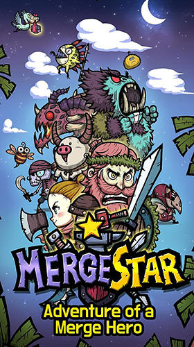 Скачать Merge star: Adventure of a merge hero: Android Action RPG игра на телефон и планшет.