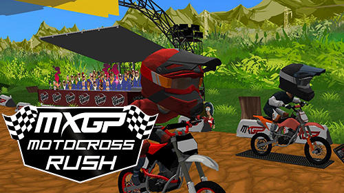 Скачать MXGP Motocross rush: Android Мотоциклы игра на телефон и планшет.