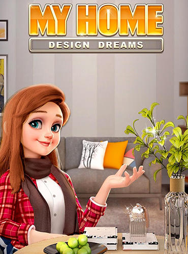 Скачать My home: Design dreams: Android Менеджер игра на телефон и планшет.
