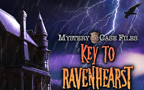 Скачать Mystery case files: Key to ravenhearst: Android Квесты игра на телефон и планшет.