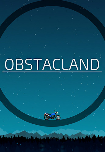 Скачать Obstacland: Bikes and obstacles: Android Тайм киллеры игра на телефон и планшет.