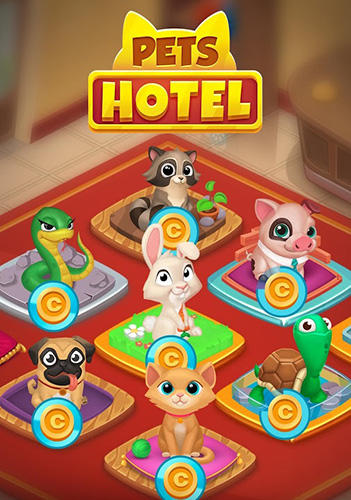 Скачать Pets hotel: Idle management and incremental clicker: Android Менеджер игра на телефон и планшет.