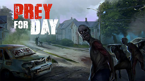Скачать Prey for a day: Survival. Craft and zombie: Android Зомби игра на телефон и планшет.